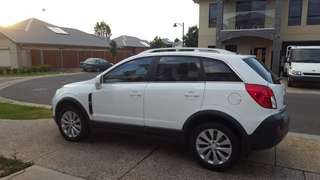 Holden Captiva 5 2014 LT in immaculate condition with very low km's