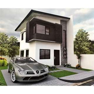Affordable House and Lot in Grand Homes Antipolo For Sale  near Ynares and Shopwise Antipolo