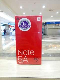 Xiomi Note 5A Kredit Murah