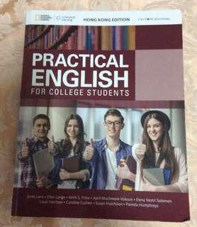 大專 PRACTICAL ENGLISH  FOR COLLEGE STUDENTS