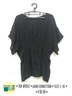 Selected Good Condition Top ; Size: L-XL