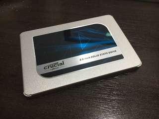 Crucial mx500 2.5 SSD 1tb
