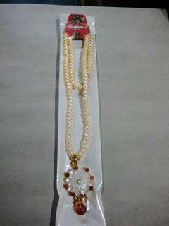 Beautiful Indian imitation beads neclace