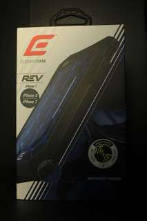 全新正貨Element IPhone7/8 case (Blue)