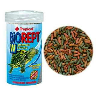 波蘭德比克Tropical高蛋白烏龜成長飼料250ml