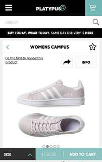 Brand New Adidas Campus Sneaker