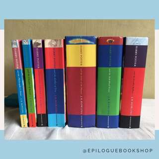 Harry Potter Complete Set (Bloomsbury Edition)