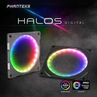 Phanteks Halos 140mm RGB Fan Frame