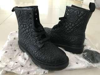 Rare Item Leather Boot DocMart Dr.Martens