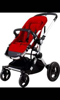 Stroller Baby Ace with 6 system Function & Handbrake