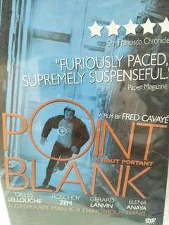 Point blank movie dvd