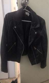Aliso leather jacket