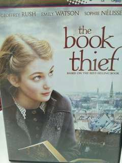 The book thief movie DVD