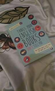Things Your English Books Don't Tell You, @EnglishTips4U