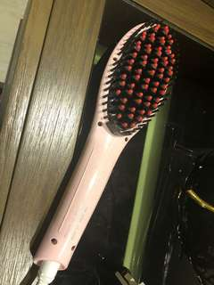 Comb hair straightener for sale!