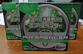 Air Spencer ANTI-TOBACCO GREEN AIR