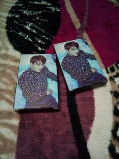 BTS Jungkook Lomo Card