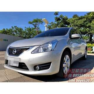 《2013 Nissan Tiida 5D 1.6 S規》