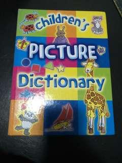Children Pictire dictionary