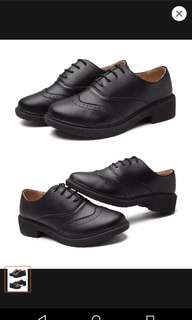 British Style Oxford Shoes