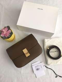 Celine Box 焦糖色