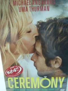Ceremony English movie DVD