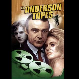 [Rent-A-Movie] THE ANDERSON TAPES (1971)