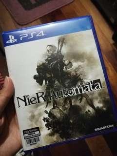 PS4 Nier Automata R3