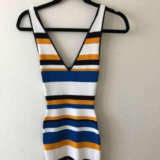 Kookai Portofino Dress Size 1