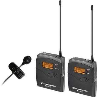 Sennheiser G3 Lapel Wireless ew112