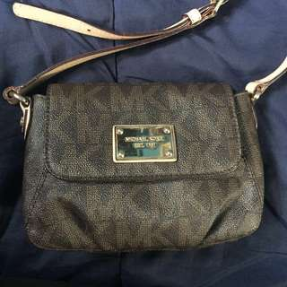REPRICED!! Michael Kors Sling Bag