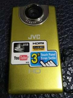 JVC GC-FM2YU 掌上型攝影機1080p