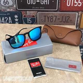 Ray-Ban RB4187 Chris 601/55 Rayban Sunglasses /雷朋太陽眼鏡