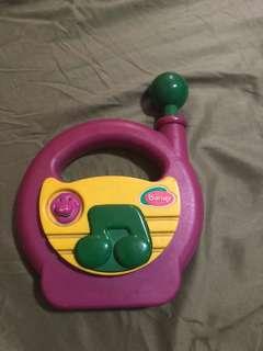 Barnet musical toy
