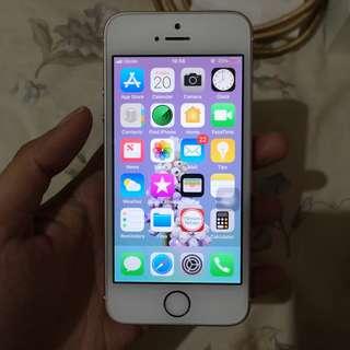 iPhone SE Rosegold