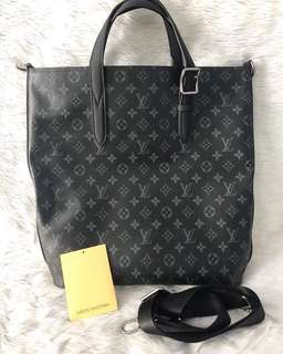LV preloved laptop/document bag