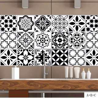 Morocco Wallpaper B&W