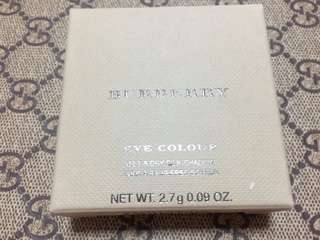 Burberry eye colour eye shadow