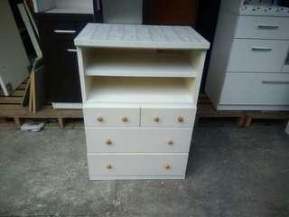 4 Drawers Cabinet (P3800) ⛩️⛩️⛩️