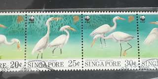 Singapore stamps full set