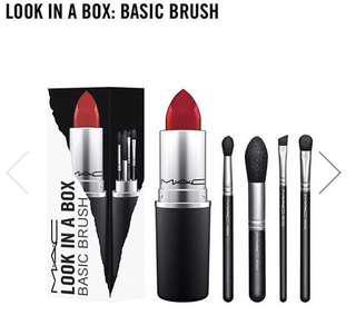 MAC Basic Brush Kit