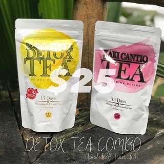 Detox & Slimming Tea/ Kakicantiq Tea