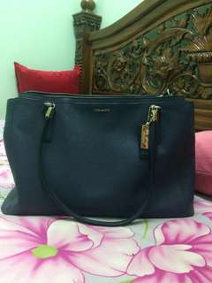 MADISON SAFFIANO LEATHER CHRISTIE CARRYALL