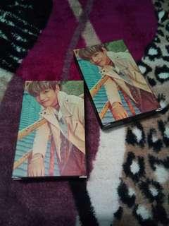 BTS V Lomo Card