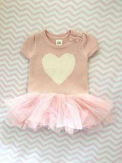 BN Baby Gap dress 3 to 6 mths