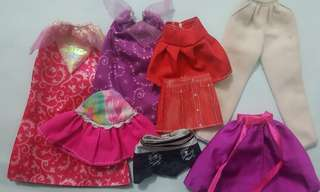 *CLEARANCE* Barbie Doll Clothes (Skirts & Pants)