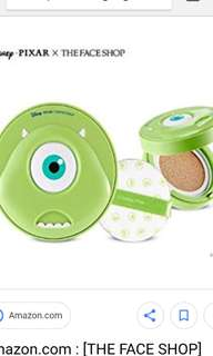 Thefaceshop cc long lasting cushion