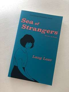 Sea of Strangers Book