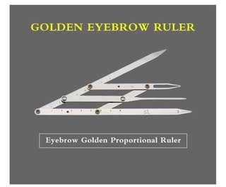 Microblading Eyebrow Ruler