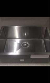(promo)Stainless steel 304 handmade kitchen sink
